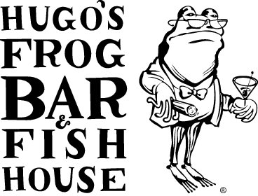 Hugo's Frog Bar Logo